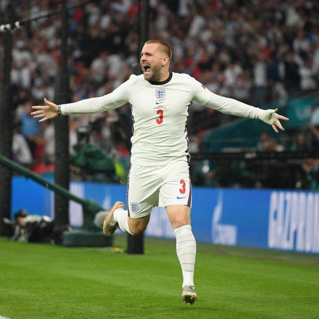 फाइनल खेलको पहिलो हाफमा इंग्ल्याण्डलाई अग्रता
