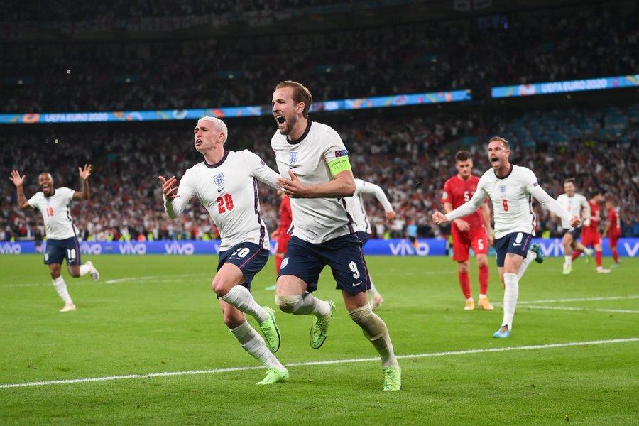 इतिहास रच्दै इंग्ल्याण्ड पहिलो पटक युरोकपको फाइनलमा