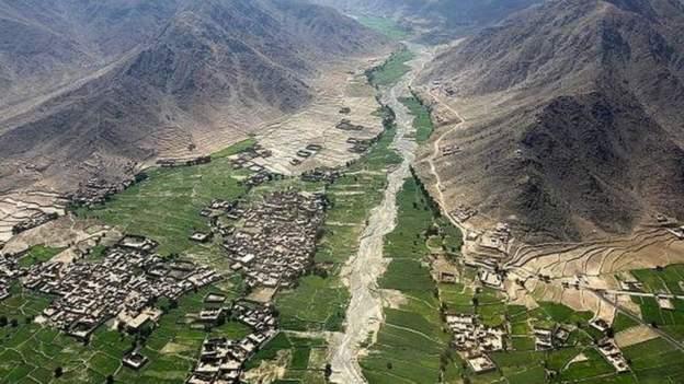 अफगानिस्तानको तालिबान नियन्त्रित क्षेत्रमा भीषण बाढी, कैयौंको मृत्यु