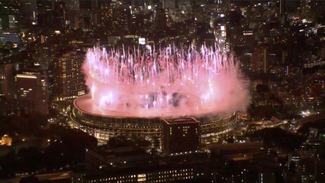 खाली स्टेडियममा भव्य रुपमा शुरु भयो टोकियो ओलम्पिक