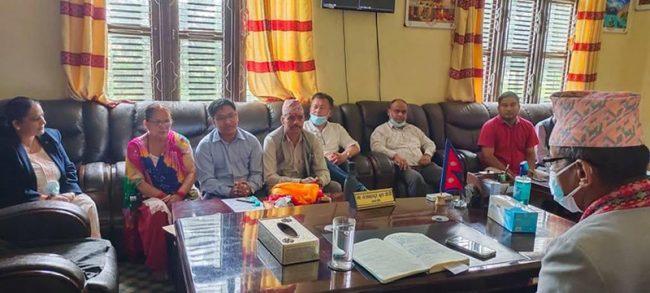 तेस्रो भेरियन्टको कोरोना रोकथामको तयारीमा प्रदेश सरकार