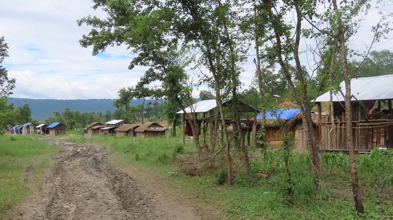 दाताकै भरमा चेपाङ : न रोजगारी छ न खेती गर्ने जमीन