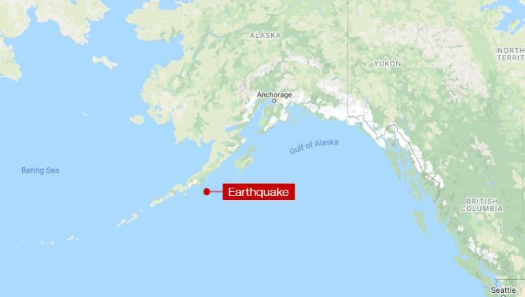 अमेरिकामा ८.१ म्याग्नीच्युडको शक्तिशाली भूकम्प