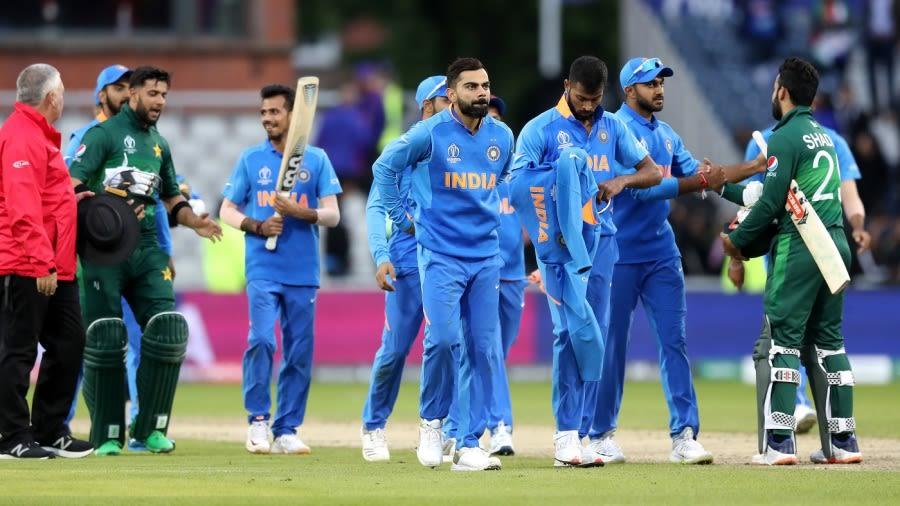 टी–ट्वान्टी विश्वकपको समूह विभाजन, भारत र पाकिस्तान एउटै समूहमा