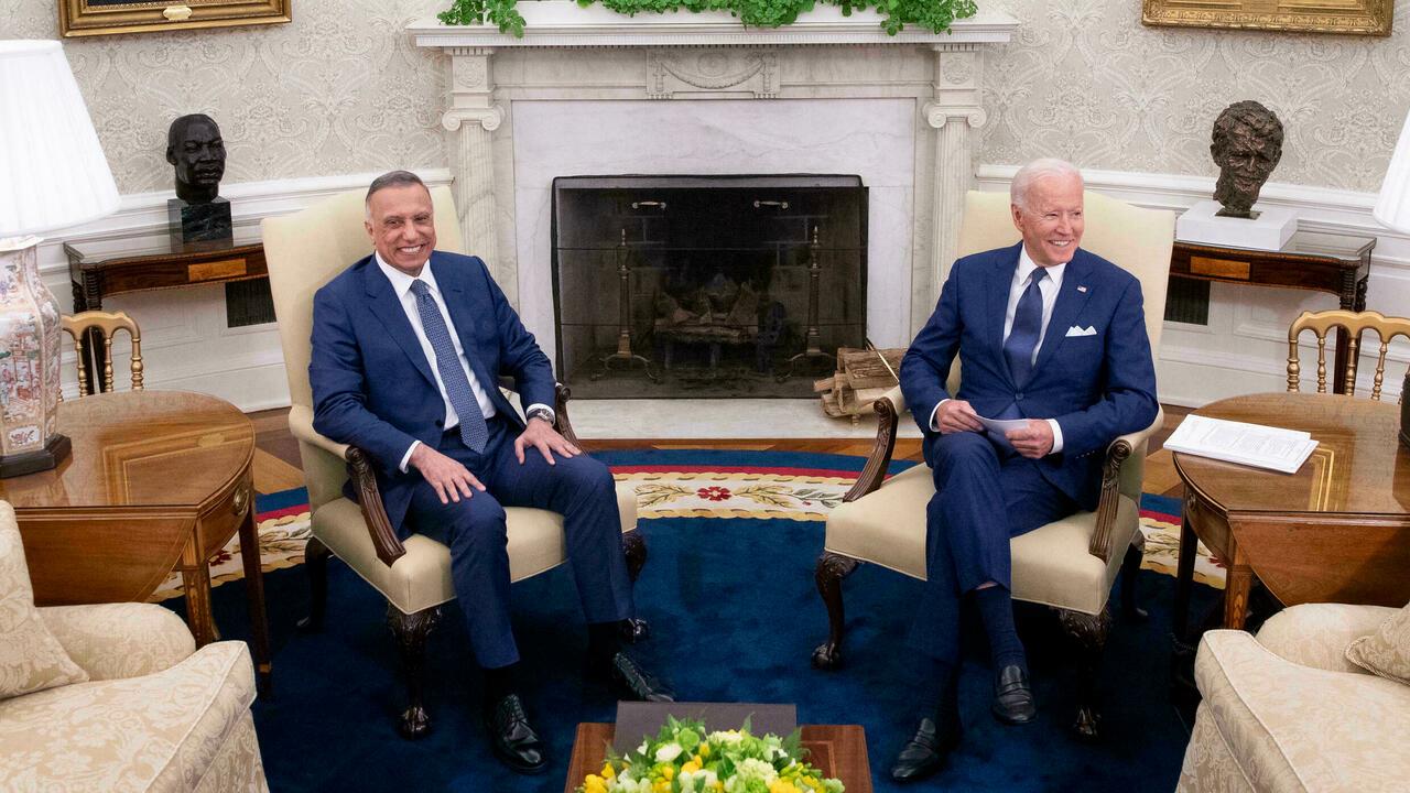 आफ्नो भ्रमणले अमेरिकासँगको सम्बन्धलाई स्थायी बनाएको इराकी प्रधानमन्त्रीको भनाइ