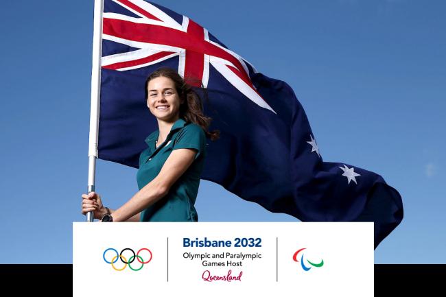 सन् २०३२ को ओलम्पिक अष्ट्रेलियाको ब्रिसबेनमा हुने
