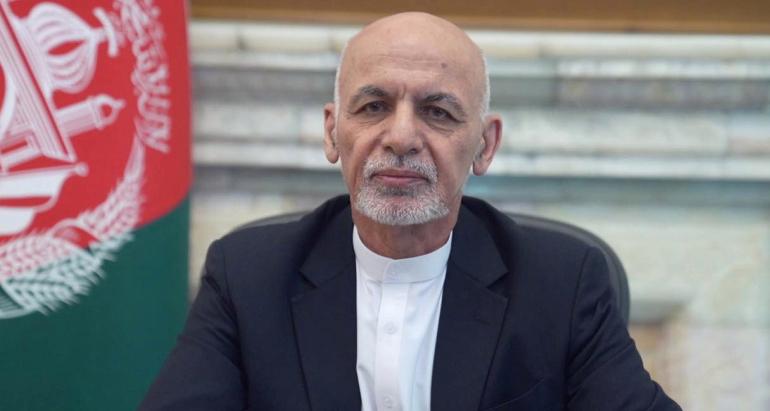 भागेका अफगान पूर्वराष्ट्रपति अशरफ गनी अमेरिकाका कारण संकटमा पर्न सक्ने