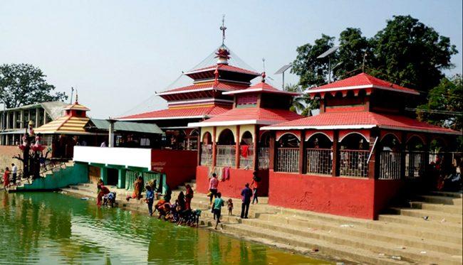 छिन्नमस्ता मन्दिरको मुकुट चोरी