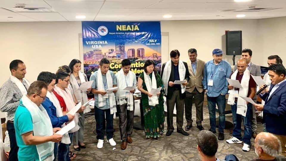 अमेरिकामा नेपाली पत्रकारको सम्मेलन र उब्जिएका प्रश्नहरु