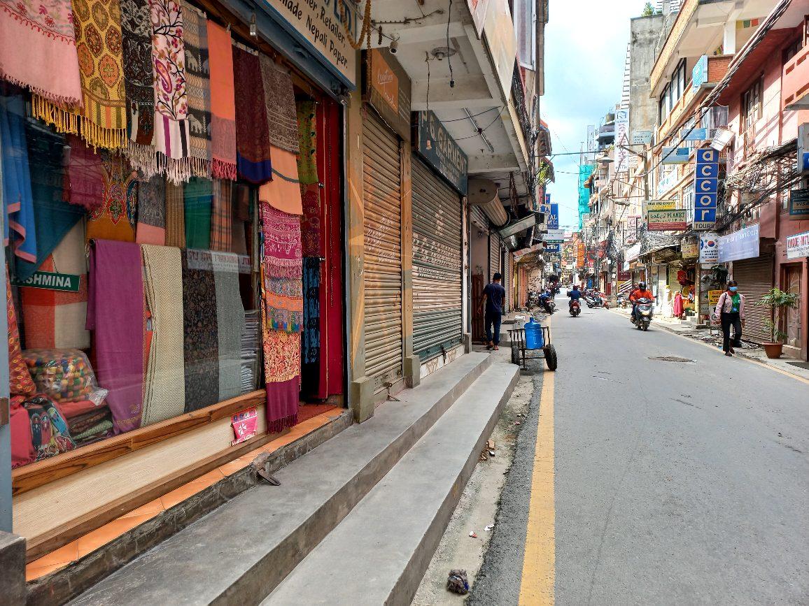 कोरोना कहर :  पर्यटन श्रमिककाे अवस्था 'दयनीय'