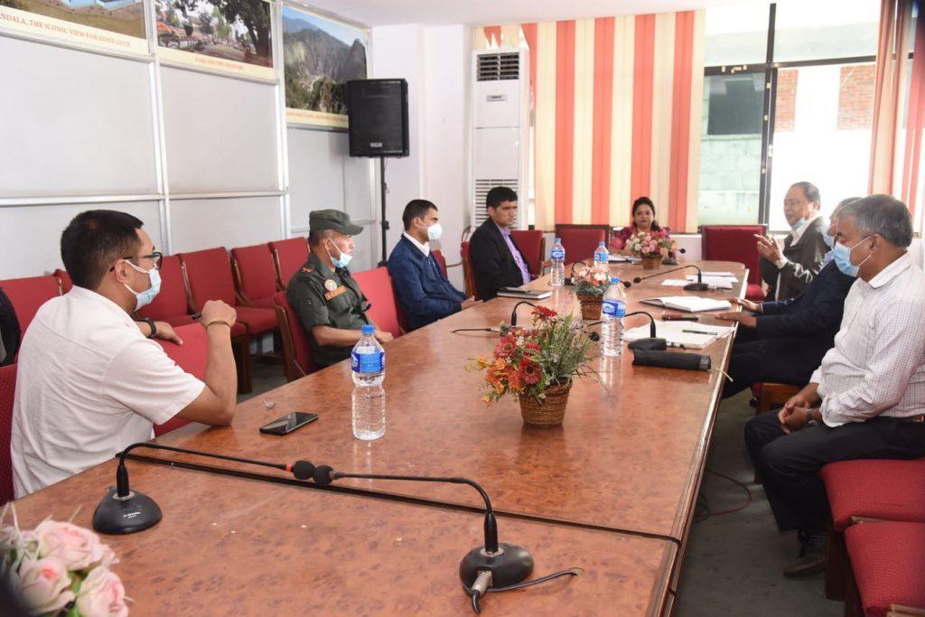काठमाडौंको बजार अनुगमनलाई उत्पादन क्षेत्र जोड्न सहकार्य गरिने