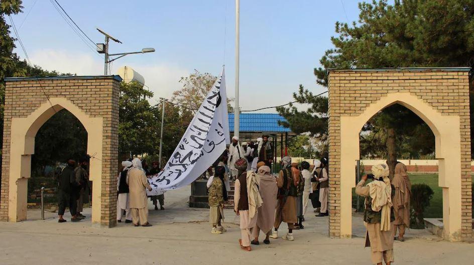 अफगानिस्तानमा दुई दशकपछि तालिबानको पुनःआगमन