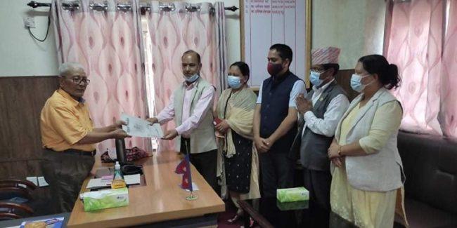 लुम्बिनीका मुख्यमन्त्री शंकर पोखरेलविरुद्ध अविश्वास प्रस्ताव दर्ता