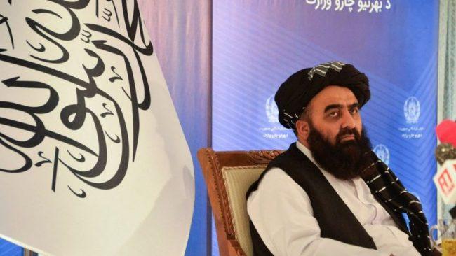 तालिबानद्वारा संयुक्त राष्ट्रसङ्घको महासभामा आफूहरूलाई बोल्न दिन आग्रह
