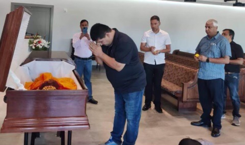 अमेरिकामा एउटी नेपाली चेलीको दुखद अन्त्य, पूर्वपतिले दिए दागबत्ती