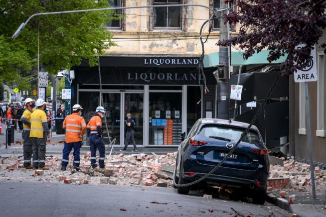 अस्ट्रेलियाको मेलबर्नमा ५.८ रेक्टर स्केलको शक्तिशाली भूकम्प