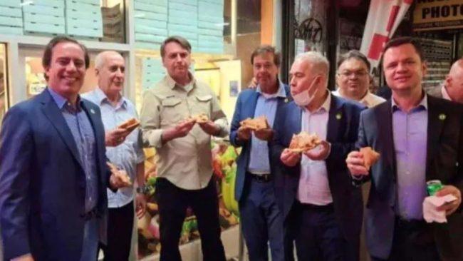 ब्राजिलका राष्ट्रपतिलाई न्यूयोर्कमा रेष्टुरेन्टमा छिर्न दिइएन, फुटपाथमा बसेर खाना खाए