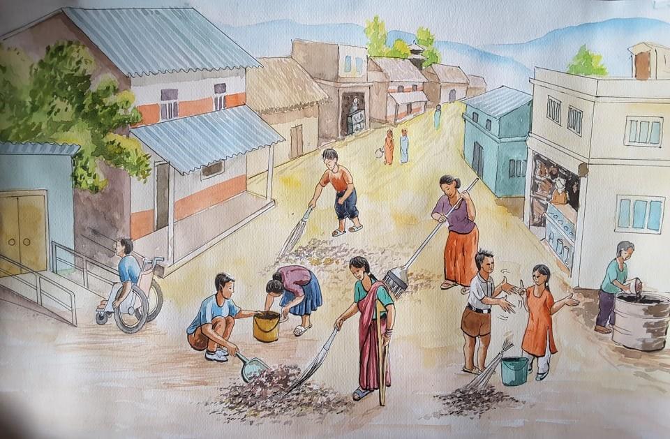 सविधान दिवसः सरसफाइ कार्यक्रम गरी मनाइने
