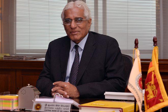 श्रीलंकामा विदेशी मुद्रा सञ्चिती घटेका बेला गभर्नरले दिए राजीनामा