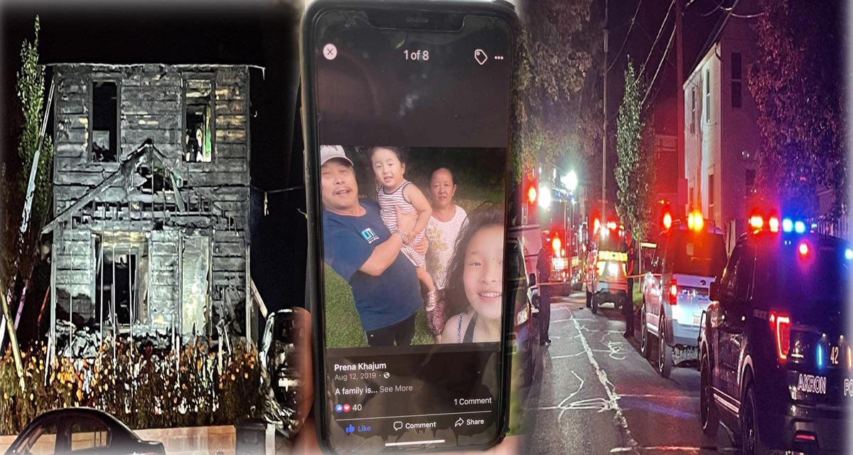 अमेरिकाको ओहायोस्थित घरमा आगलागी हुँदा ५ नेपालीभाषी भुटानीको मृत्यु, कारण अस्पष्ट