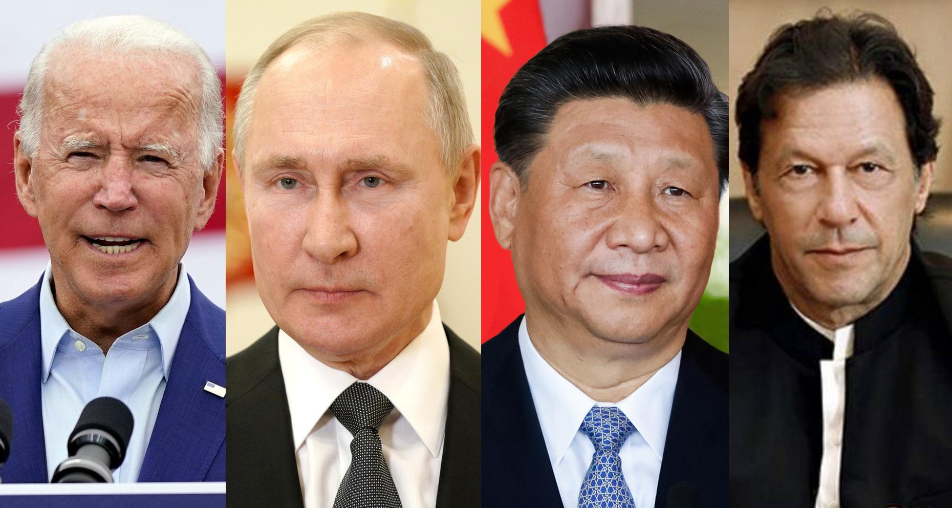 अमेरिका, रुस, चीन र पाकिस्तान एकसाथ मिलेर के गर्दैछन् ?