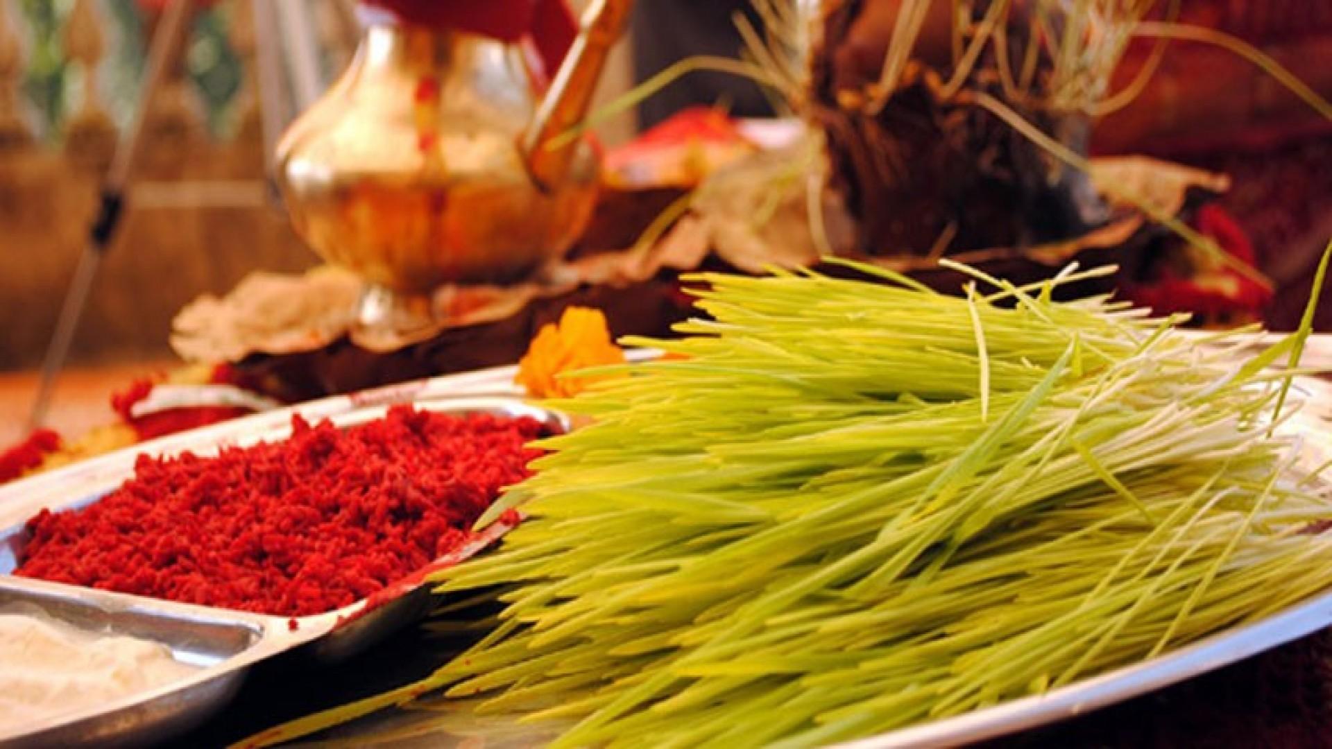दुर्गा पक्षको अन्तिम दिन, दसैँको टीका र जमरा लगाउने क्रम जारी