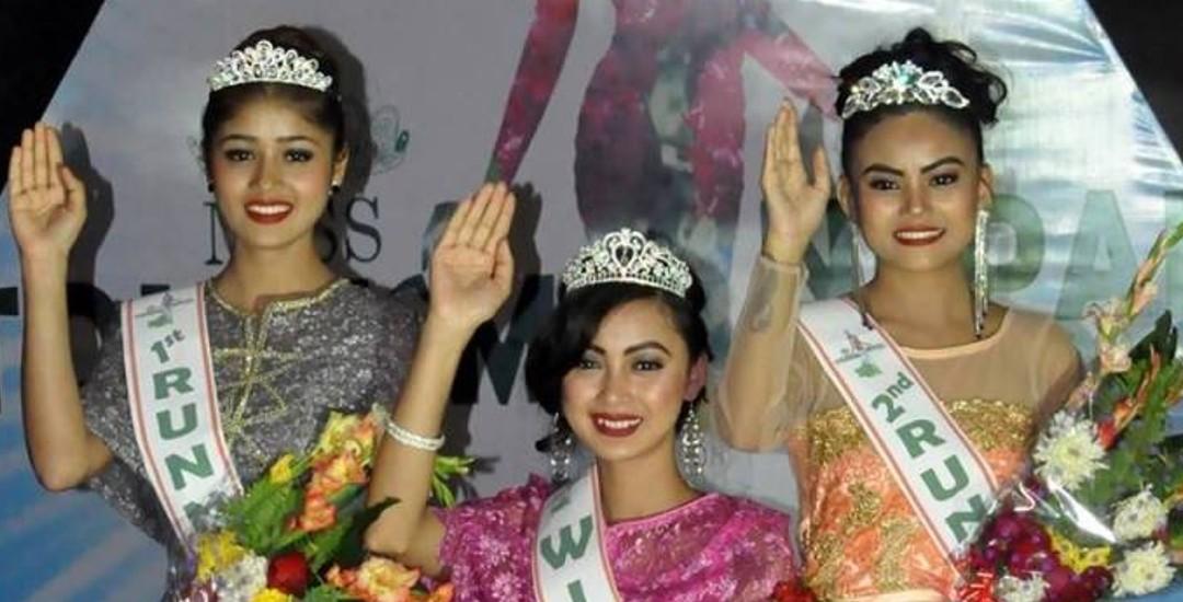 बेल्जियमको सुन्दरी प्रतियोगिताको पहिरन डिजाइनरमा नेपाली महिला छनोट