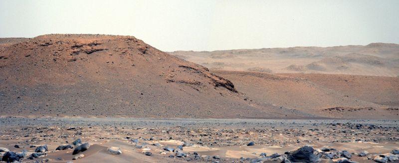मङ्गल ग्रहमा जीव अवशेष खोज्ने स्थानबारे वैज्ञानिकहरू पक्का