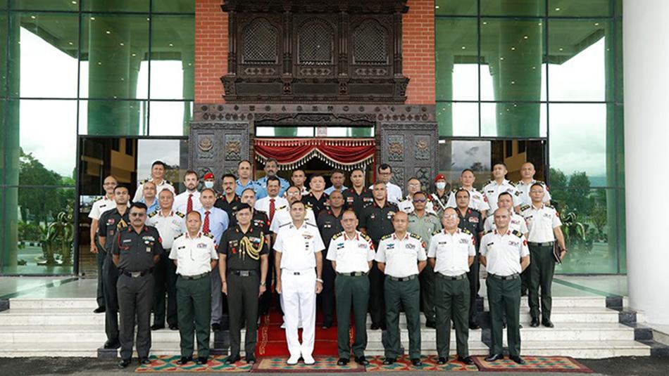 भारतीय सेनाका जर्नेललाई काठमाडौंमा नेपाली विज्ञको प्रशिक्षण