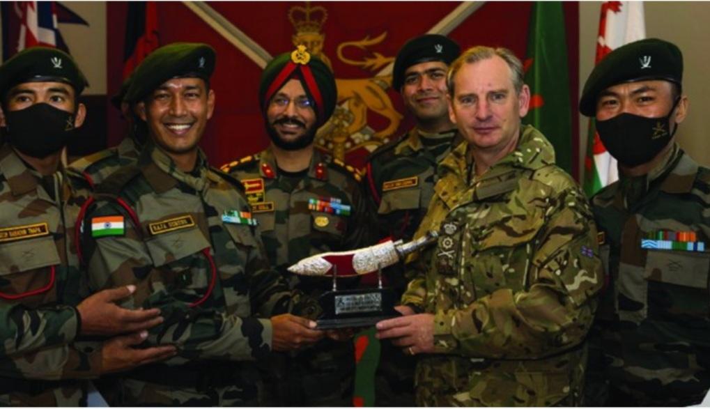 नेपाली युवा रहेको भारतीय गोर्खा राइफल्सले जित्यो विश्वभरका सैनिकहरुको ओलम्पिक 'क्याम्ब्रियन पेट्रोल'