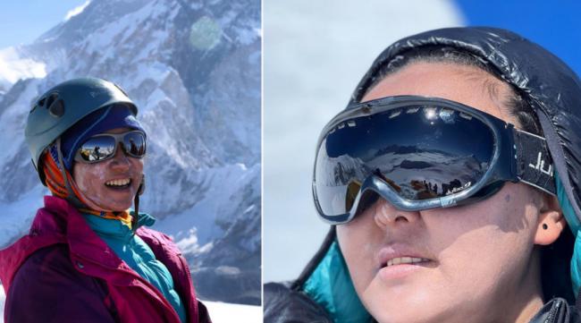 पहिलो पटक नेपाली महिलाद्वारा धवलागिरि हिमाल आरोहण
