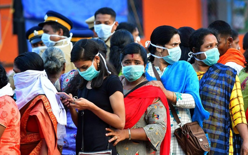 भारतमा कोभिडका थप २४ हजार सङ्क्रमित