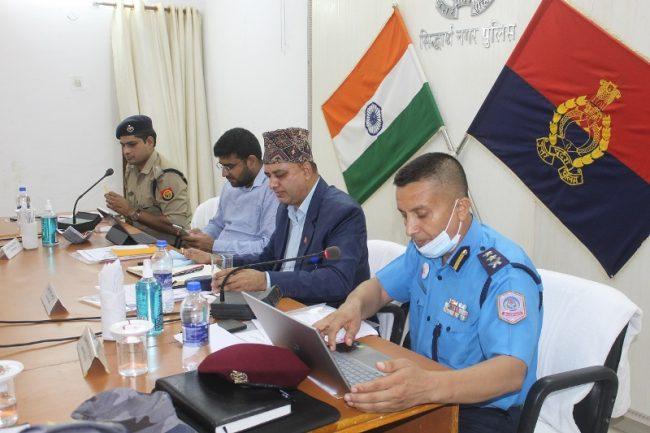 नेपाल-भारत सुरक्षा बैठक : कपिलवस्तुको दुर्गा विसर्जनमा अप्रिय घटना हुन नदिन २४ घण्टा सीमा बन्द