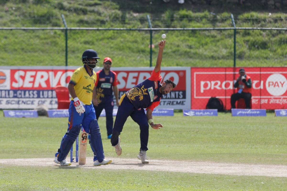 ईपीएल क्रिकेटः भैरहवाले फाइनल प्रवेशका लागि पोखरासँग खेल्ने