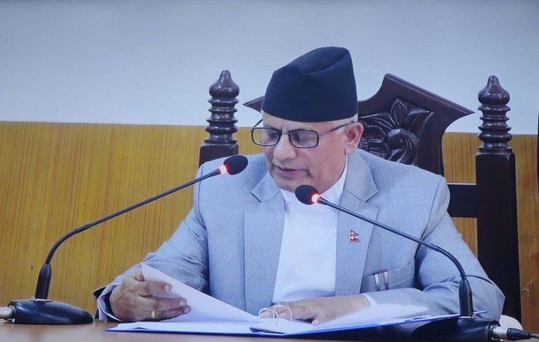 प्रदेश प्रमुख अधिकारी समक्ष दलित आयोग प्रतिवेदन हस्तान्तरण