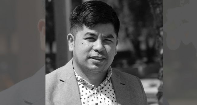 युवा पत्रकार शाहीको कुवेतमा देहान्त