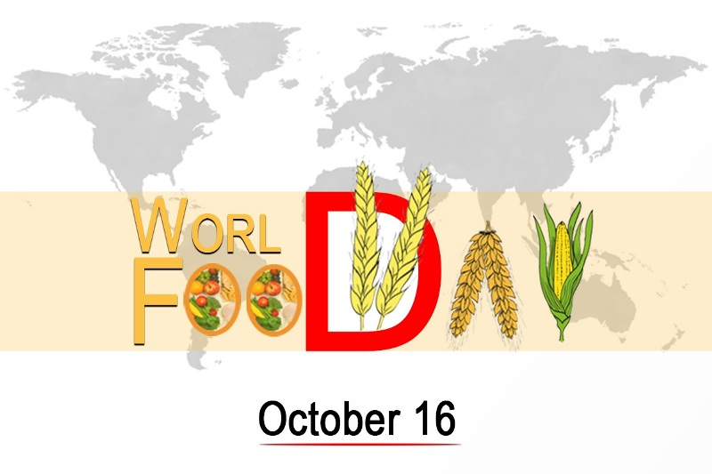 'स्वस्थ भविष्यको लागि सुरक्षित खाना' भन्ने नाराकासाथ आज विश्व खाद्य दिवस मनाइँदै