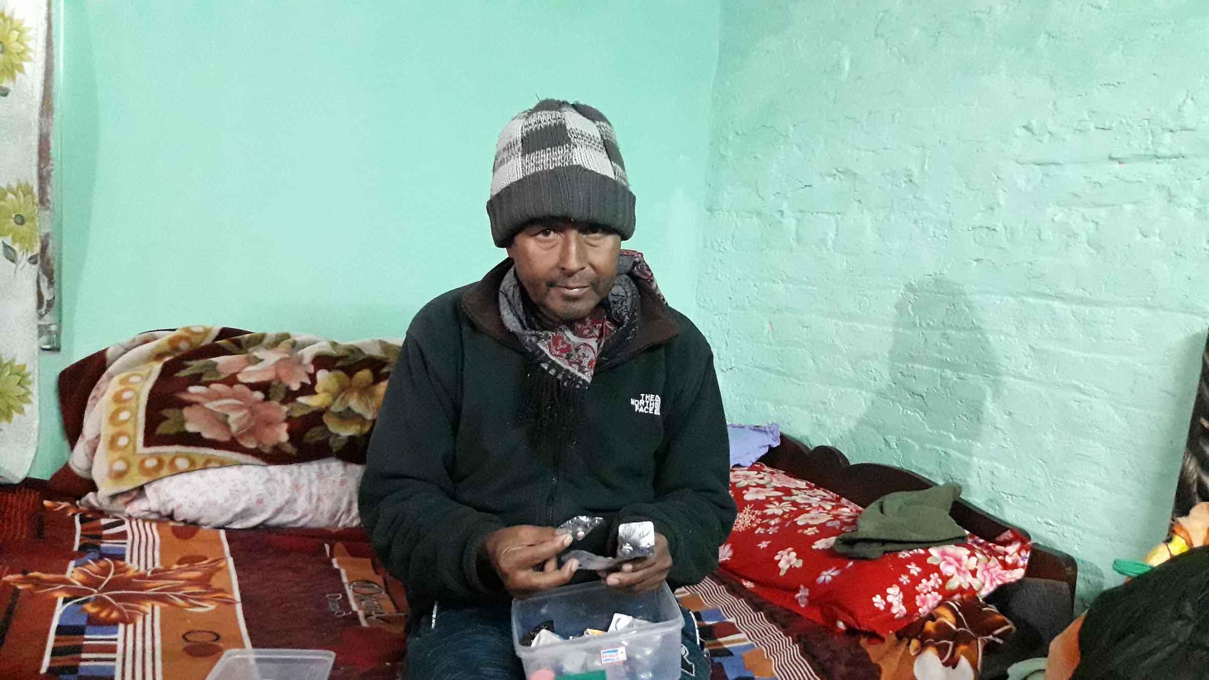 मिर्गौला रोगीको चित्कारः बाँच्ने मन छ, बचाउने कसले ?