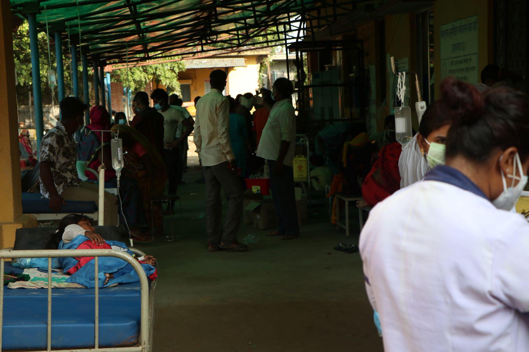 कृष्णनगरमा फैलिएको झाडापखाला की हैजा ? १० दिनसम्म आएन दिसा परीक्षणको रिपोर्ट