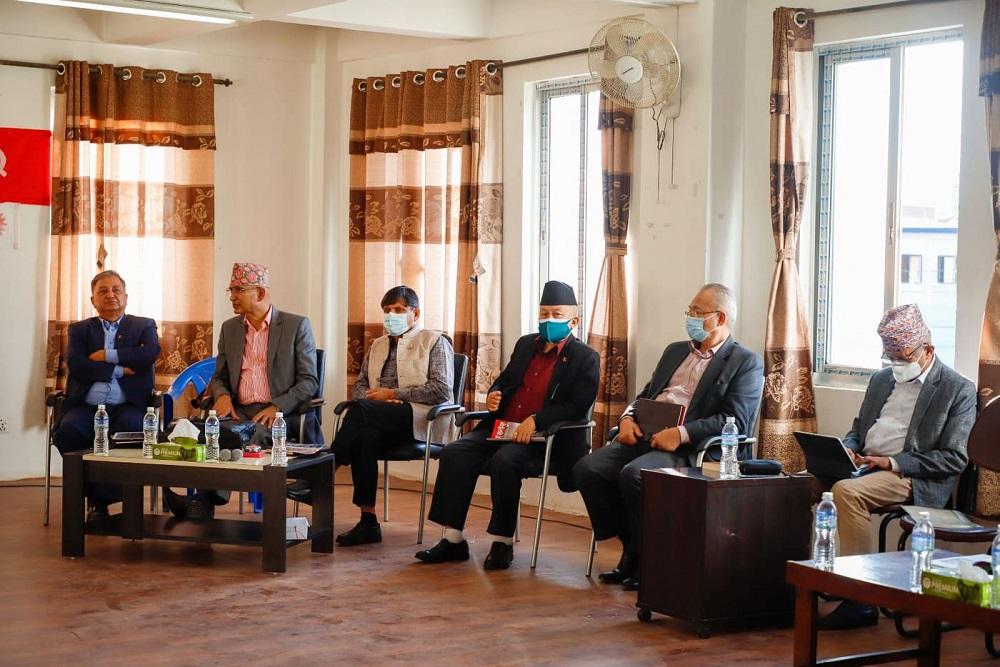 बुटवलमा प्रस्तावित एमाले १०औँ महाधिवेशन चितवन सर्यो